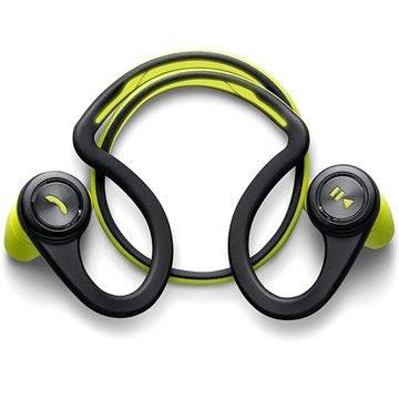 BackBeat FIT LimeGreen In-Ear