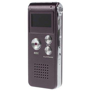 Draagbare Dictafoon SK-012 Paars