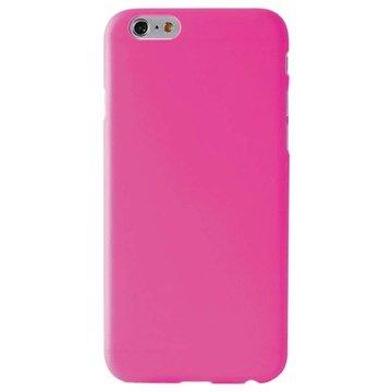 iPhone 6 Plus / 6S Plus Puro 0.3 Ultra Dunne Siliconen Hoesje Roze