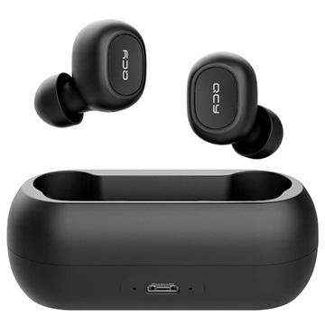 QCY T1C In-Ear True Wireless Stereo Koptelefoon Bluetooth 5.0 Zwart