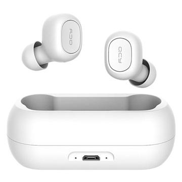 QCY T1C In-Ear True Wireless Stereo Koptelefoon Bluetooth 5.0 Wit