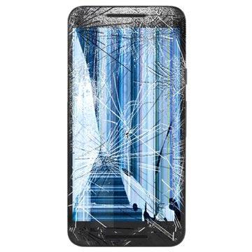 LG Nexus 5X LCD & Touchscreen Reparatie Zwart