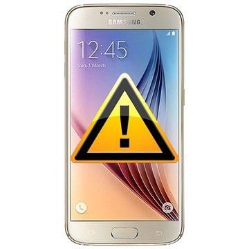 Samsung Galaxy S6 Ringtone Speaker Reparatie