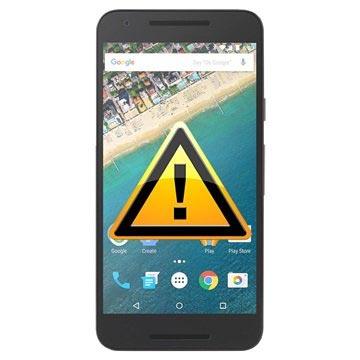 LG Nexus 5X Camera Reparatie