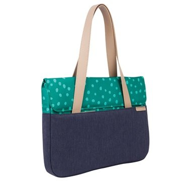 STM Grace Deluxe Laptop Tas 15 Teal Dot-Night Sky