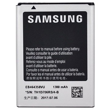 Samsung SAMSUNG BATTERIJ VOOR GALAXY YOUNG S6310-S6312 (EB464358VUC)