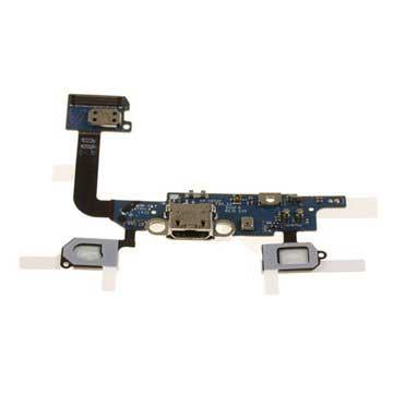 Samsung Galaxy Alpha Oplaad Connector Flexkabel
