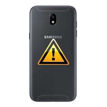 Samsung Galaxy J5 (2017) Batterij Cover Reparatie Zwart