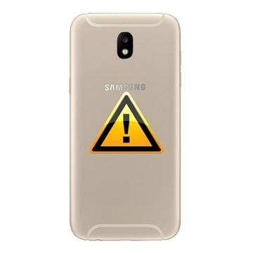Samsung Galaxy J5 (2017) Batterij Cover Reparatie Goud