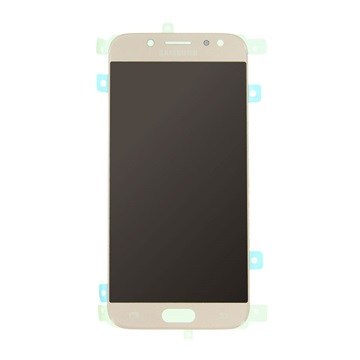 Samsung Galaxy J5 (2017) LCD Display GH97-20738C Goud