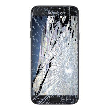 Samsung Galaxy J5 (2017) LCD & Touchscreen Reparatie Zwart