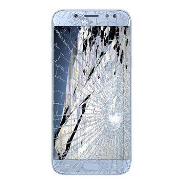 Samsung Galaxy J5 (2017) LCD & Touchscreen Reparatie Blauw
