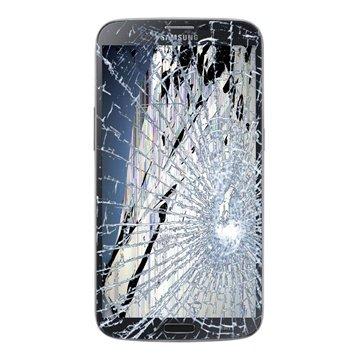 Samsung Galaxy Mega 6.3 I9200 LCD & Touchscreen Reparatie Zwart