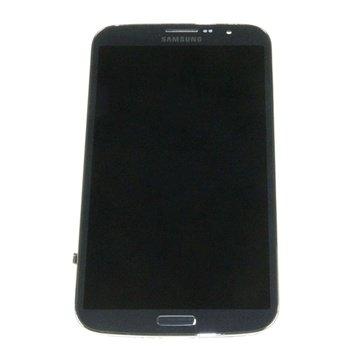 Samsung Galaxy Mega 6.3 I9205 Front Cover & LCD Display Zwart