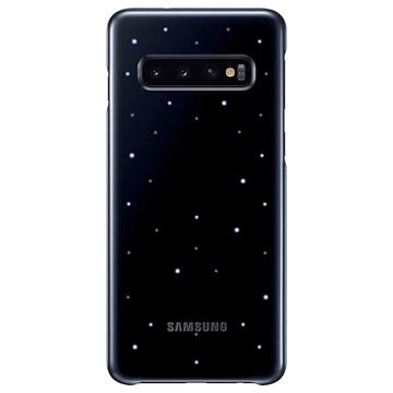 Samsung Galaxy S10 LED Cover EF-KG973CBEGWW Zwart