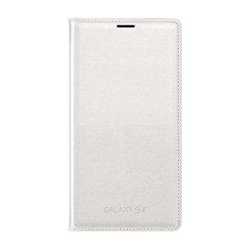 Galaxy S5 Flip Wallet Wit