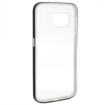 Samsung Galaxy S6 4smarts Uptown Clip Cover Zwart