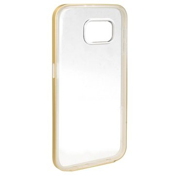 Samsung Galaxy S6 4smarts Uptown Clip Cover Goud