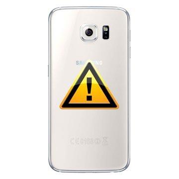 Samsung Galaxy S6 Batterij Cover Reparatie Wit