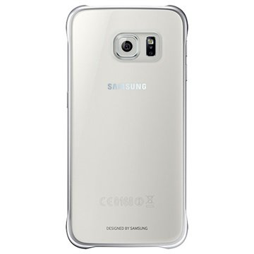 Samsung Galaxy S6 Clear Cover EF-QG920BSEGWW Zilver
