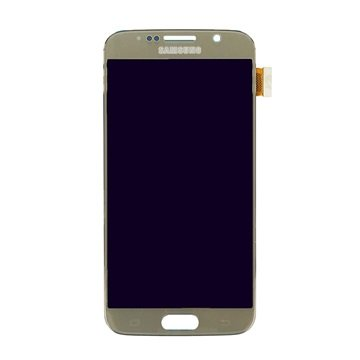 Samsung Galaxy S6 LCD Display GH97-17260C Goud