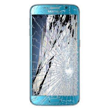 Samsung Galaxy S6 LCD & Touchscreen Reparatie (GH97-17260D) Blauw