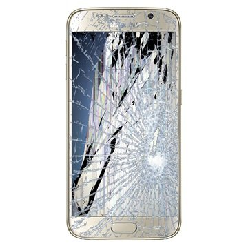 Samsung Galaxy S6 LCD & Touchscreen Reparatie (GH97-17260C) Goud