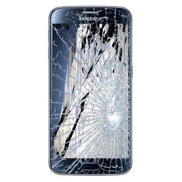 Samsung Galaxy S6 LCD & Touchscreen Reparatie (GH97-17260A) Zwart