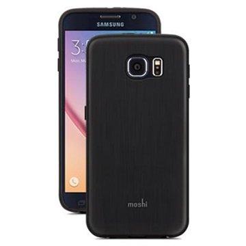 Samsung Galaxy S6 Moshi iGlaze Cover Zwart