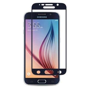 Samsung Galaxy S6 Moshi iVisor Glass Displayfolie Zwart
