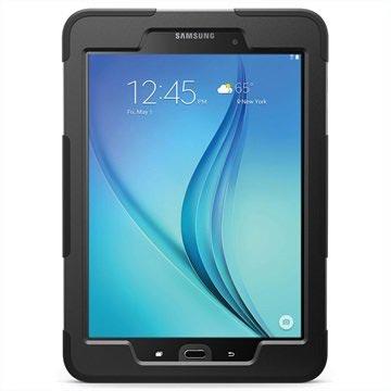 Samsung Galaxy Tab A 9.7 Griffin Survivor Slim Cover Zwart