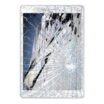 Samsung Galaxy Tab A 9.7 LCD & Touchscreen Reparatie Wit