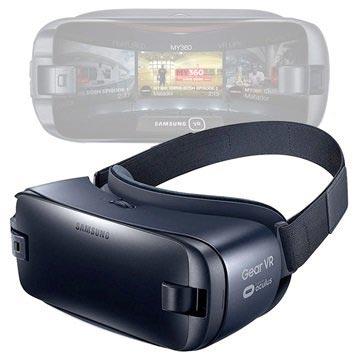 Samsung Gear VR SM-R323 Headset zwart-blauw