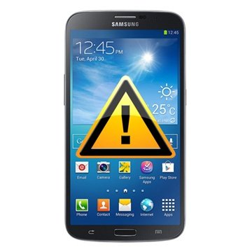 Samsung Galaxy Mega 6.3 Power Knop / Lock Knop Reparatie