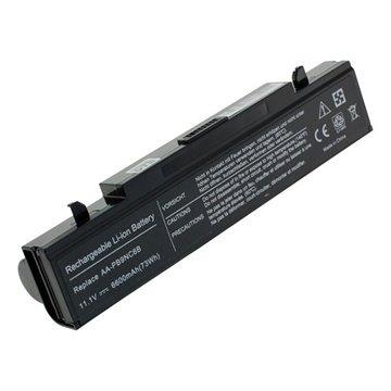 Samsung NP-RC410, P210-BA01, X360-34G Laptop Batterij 6600mAh