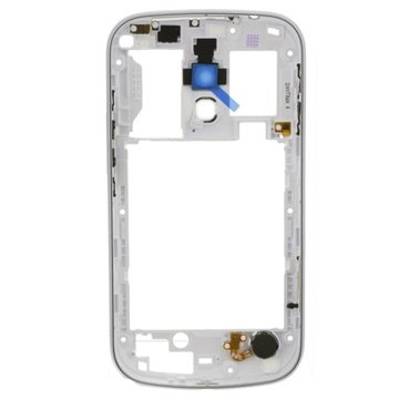 Samsung Galaxy Trend S7560 Middenbehuizing Wit