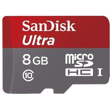 Ultra Android microSDHC 8GB +