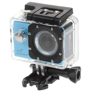 Sjcam SJ4000+ WiFi Full HD Action Camera Blauw