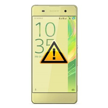 Sony Xperia XA Dual NFC Antenne Reparatie