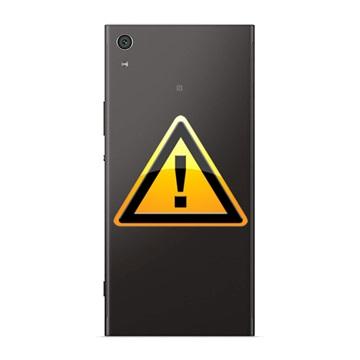 Sony Xperia XA1 Ultra Batterij Cover Reparatie - Zwart