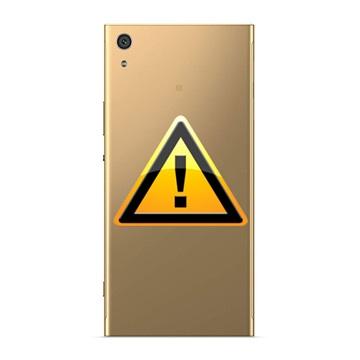 Sony Xperia XA1 Ultra Batterij Cover Reparatie - Goud