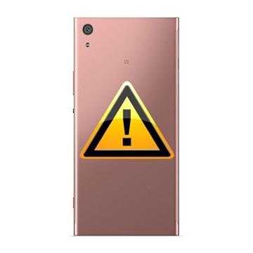 Sony Xperia XA1 Ultra Batterij Cover Reparatie - Roze