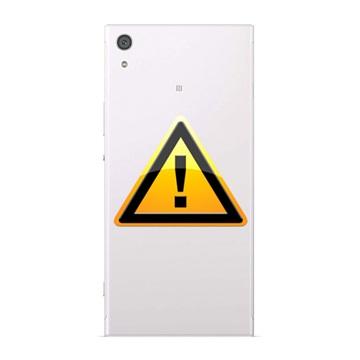 Sony Xperia XA1 Ultra Batterij Cover Reparatie - Wit