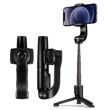 Spigen S610W Bluetooth Gimbal met Selfie Stick & Tripod Stand