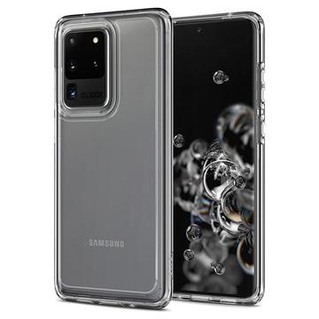 Spigen Ultra Hybrid Samsung Galaxy S20 Ultra Cover - Kristalhelder