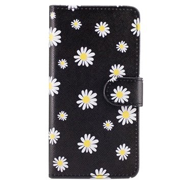 This elegant wallet case for samsung galaxy s8 gives a distinctive look to your device and offers protection ...