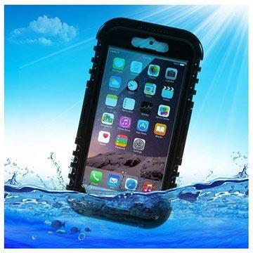 iPhone 6-6S Waterdichte Case Zwart