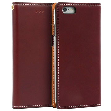 iPhone 6/6S Wetherby Basic Wallet Case Donkerbruin