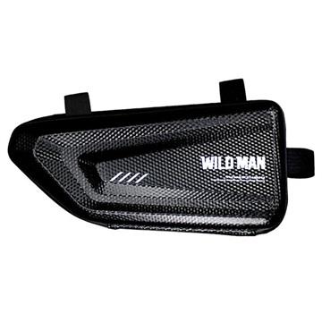 Wild Man E4 Waterbestendige Fietstas 1l Zwart