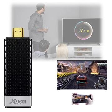X96S 4K UHD Android 8.1 TV Dongle met 4GB RAM, 32GB ROM